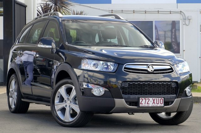 Used Holden Captiva 7 AWD LX, Bowen Hills, 2012 Holden Captiva 7 AWD LX Wagon