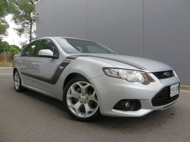Used Ford Falcon XR6, Reynella, 2012 Ford Falcon XR6 Sedan