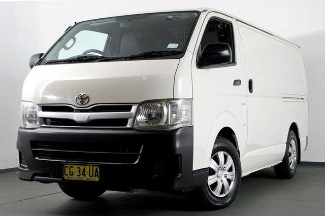 Used Toyota Hiace LWB, Narellan, 2012 Toyota Hiace LWB Van