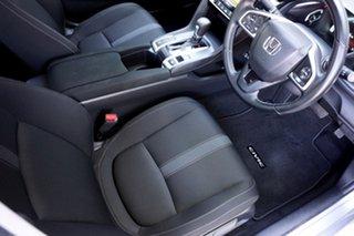 2016 Honda Civic VTi-S Sedan.