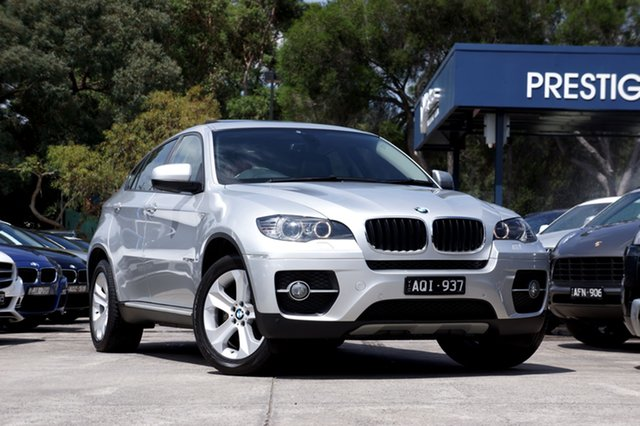 Used BMW X6 xDrive30d Coupe Steptronic, Balwyn, 2011 BMW X6 xDrive30d Coupe Steptronic Wagon