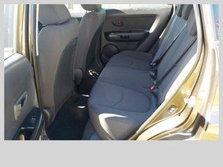 2009 Kia Soul Hatchback.