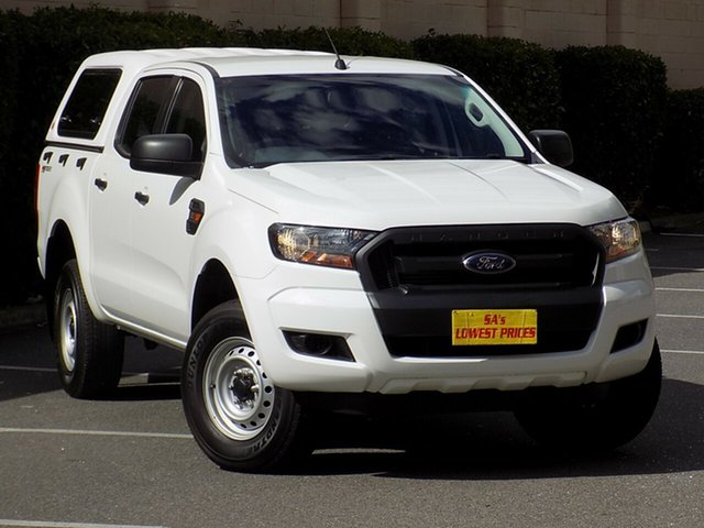 Used Ford Ranger XL Double Cab 4x2 Hi-Rider, 2016 Ford Ranger XL Double Cab 4x2 Hi-Rider Utility