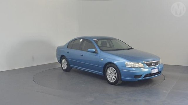 Used Ford Fairmont, Altona North, 2006 Ford Fairmont Sedan