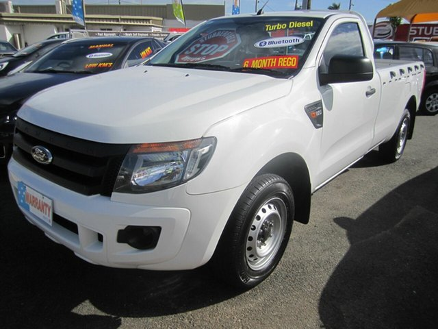 Used Ford Ranger, Capalaba, 2012 Ford Ranger Utility