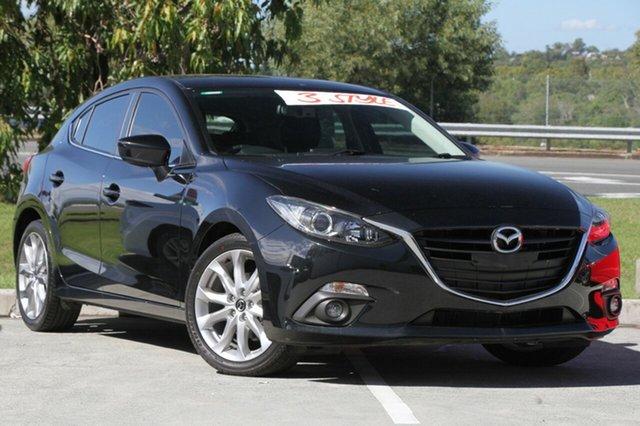 Used Mazda 3 SP25 SKYACTIV-Drive, Moorooka, Brisbane, 2014 Mazda 3 SP25 SKYACTIV-Drive Hatchback