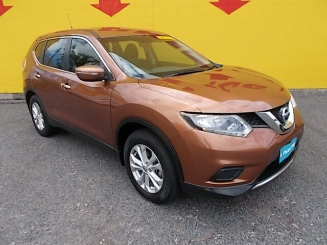 Discounted Used Nissan X-Trail ST X-tronic 2WD, Winnellie, 2015 Nissan X-Trail ST X-tronic 2WD Wagon