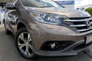 2013 Honda CR-V VTi-L 4WD Wagon.