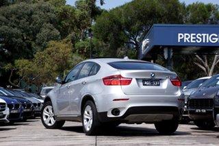 2011 BMW X6 xDrive30d Coupe Steptronic Wagon.