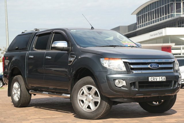 Used Ford Ranger XLT Double Cab, Warwick Farm, 2013 Ford Ranger XLT Double Cab Utility