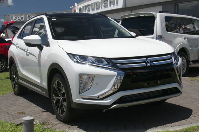 Demonstrator, Demo, Near New Mitsubishi Eclipse Cross Exceed 2WD, Toowong, 2017 Mitsubishi Eclipse Cross Exceed 2WD Wagon