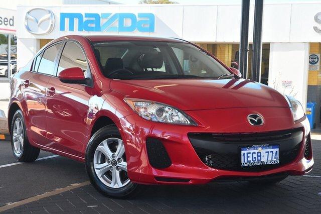 Used Mazda 3 Neo, Mandurah, 2013 Mazda 3 Neo Sedan