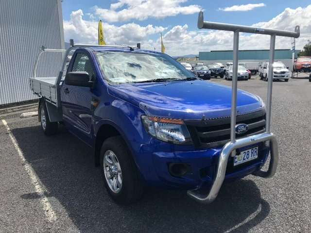 Used Ford Ranger XL 4x2, Hobart, 2015 Ford Ranger XL 4x2 Cab Chassis