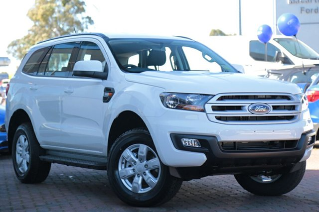 Discounted Demonstrator, Demo, Near New Ford Everest Ambiente RWD, Narellan, 2017 Ford Everest Ambiente RWD SUV