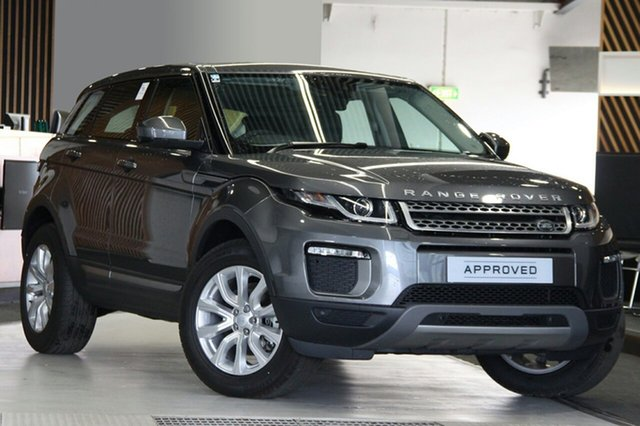 Used Land Rover Range Rover Evoque TD4 150 SE, Doncaster, 2017 Land Rover Range Rover Evoque TD4 150 SE Wagon