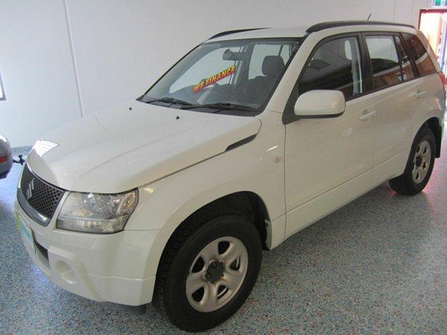 Used Suzuki Grand Vitara 4x4, Capalaba, 2006 Suzuki Grand Vitara 4x4 Wagon