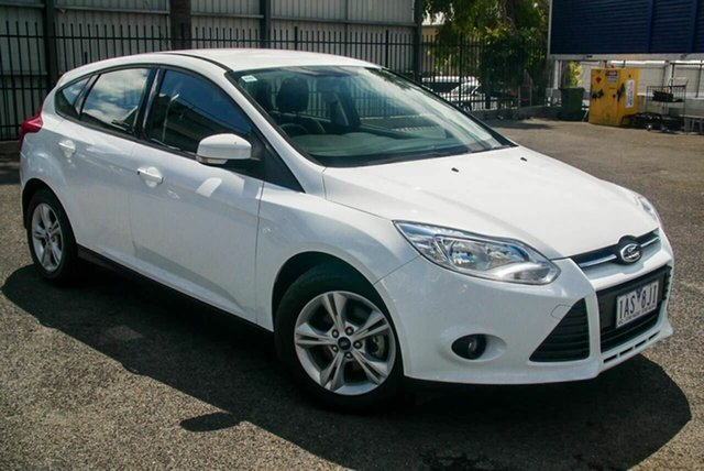 Used Ford Focus Trend, Oakleigh, 2013 Ford Focus Trend LW MK2 Upgrade Hatchback