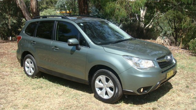 Used Subaru Forester 2.5i-L Lineartronic AWD, Queanbeyan, 2013 Subaru Forester 2.5i-L Lineartronic AWD Wagon