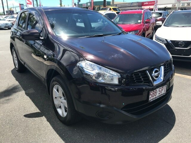 Used Nissan Dualis ST Hatch X-tronic, Caboolture, 2012 Nissan Dualis ST Hatch X-tronic Hatchback