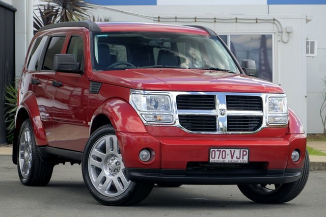 Used Dodge Nitro SXT, Beaudesert, 2007 Dodge Nitro SXT Wagon