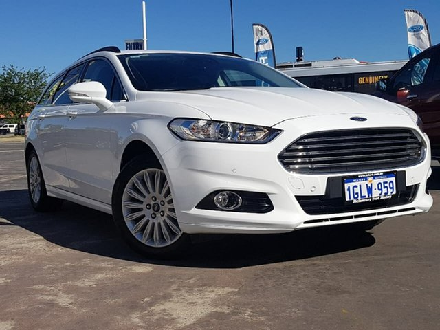 Used Ford Mondeo Trend PwrShift, Morley, 2017 Ford Mondeo Trend PwrShift Wagon