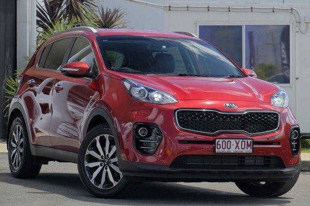 Used Kia Sportage SLi AWD, Bowen Hills, 2017 Kia Sportage SLi AWD Wagon