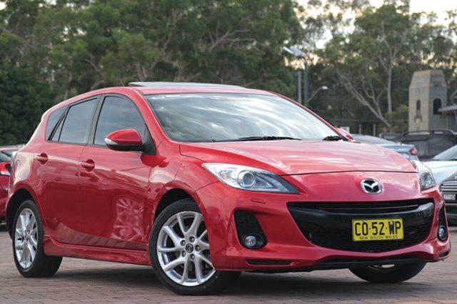 Discounted Used Mazda 3 SP25 Activematic, Warwick Farm, 2013 Mazda 3 SP25 Activematic Hatchback