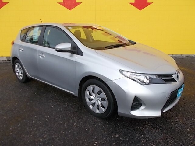 Discounted Used Toyota Corolla Ascent S-CVT, Winnellie, 2013 Toyota Corolla Ascent S-CVT Hatchback