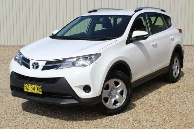 Used Toyota RAV4 GX (4x4), Bathurst, 2014 Toyota RAV4 GX (4x4) Wagon