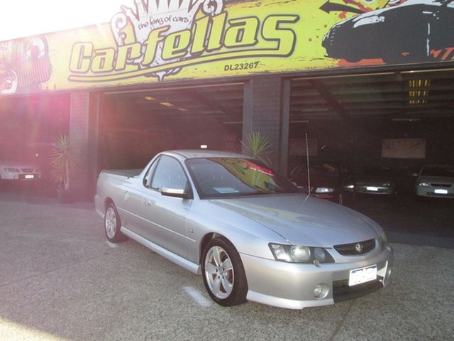Used Holden Commodore Ute SS Series II, O'Connor, 2003 Holden Commodore Ute SS Series II Utility