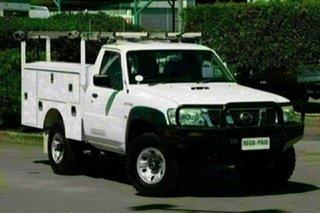 Discounted Used Nissan Patrol DX, Acacia Ridge, 2011 Nissan Patrol DX GU 6 Series II Cab Chassis