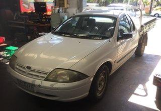 2001 Ford Falcon XL (LPG) Utility.