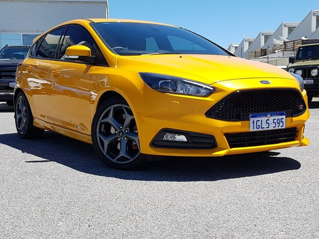 Used Ford Focus ST, Morley, 2017 Ford Focus ST Hatchback