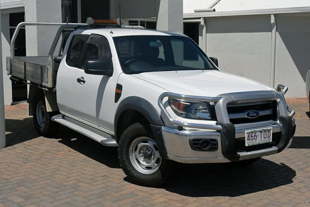 Discounted Used Ford Ranger XL Super Cab, Southport, 2009 Ford Ranger XL Super Cab Cab Chassis