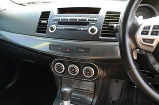 2008 Mitsubishi Lancer VR-X Hatchback.