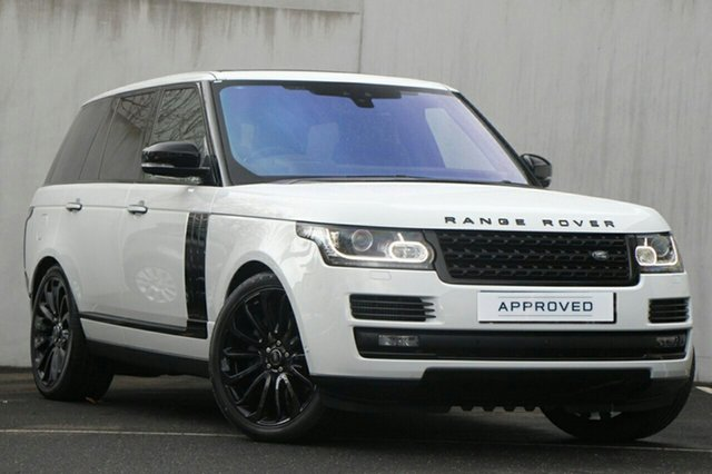 Used Land Rover Range Rover, Malvern, 2016 Land Rover Range Rover Wagon