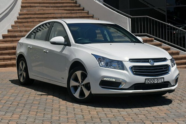 Discounted Used Holden Cruze Z-Series, Southport, 2016 Holden Cruze Z-Series Sedan