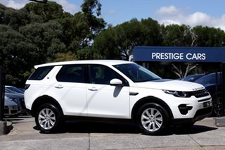2015 Land Rover Discovery Sport Td4 SE Wagon.