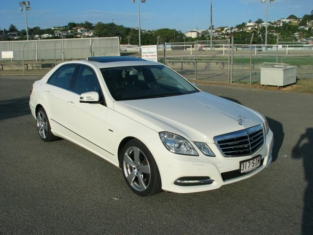 Used Mercedes-Benz E250 CDI Avantgarde, Albion, 2010 Mercedes-Benz E250 CDI Avantgarde Sedan