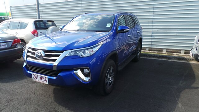 Used Toyota Fortuner GXL, Morayfield, 2015 Toyota Fortuner GXL Wagon
