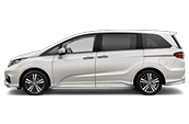 New Honda Odyssey, Peter Warren Honda, Warwick Farm