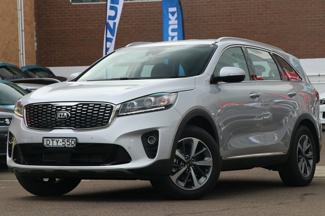 Demonstrator, Demo, Near New Kia Sorento Sport, Brookvale, 2017 Kia Sorento Sport Wagon
