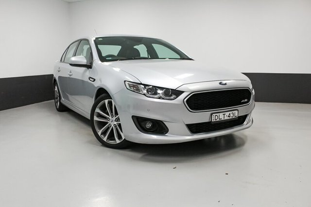 Used Ford Falcon XR6, Rutherford, 2016 Ford Falcon XR6 Sedan