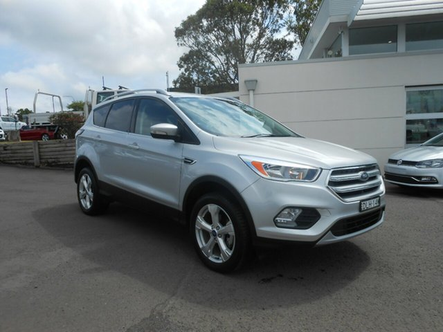 Demonstrator, Demo, Near New Ford Escape, Nowra, 2016 Ford Escape