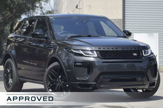 Discounted Land Rover Evoque TD4 (132KW) HSE Dynamic, Concord, 2018 Land Rover Evoque TD4 (132KW) HSE Dynamic Wagon