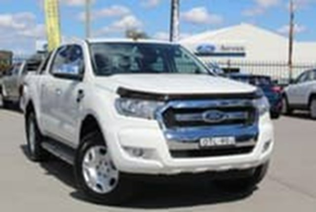Used Ford Ranger XLT Double Cab, Hamilton, 2016 Ford Ranger XLT Double Cab Utility