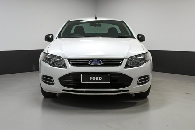 Used Ford Falcon Ute Super Cab, Hamilton, 2013 Ford Falcon Ute Super Cab Utility
