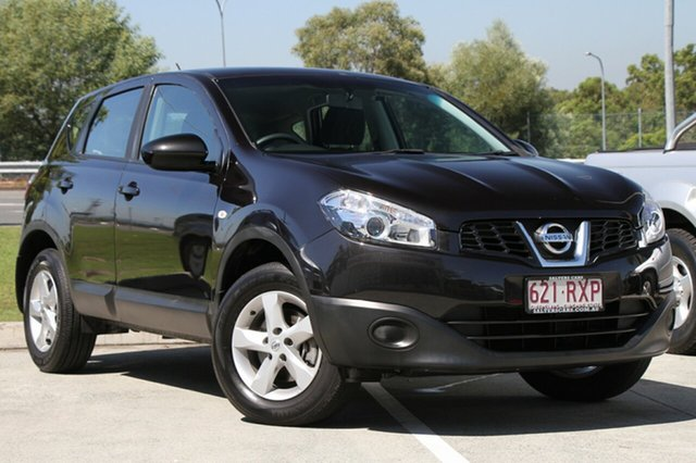 Used Nissan Dualis ST Hatch X-tronic, Moorooka, Brisbane, 2011 Nissan Dualis ST Hatch X-tronic Hatchback