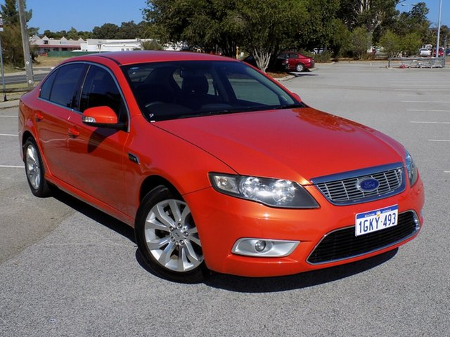 Used Ford Falcon G6E, Maddington, 2010 Ford Falcon G6E Sedan