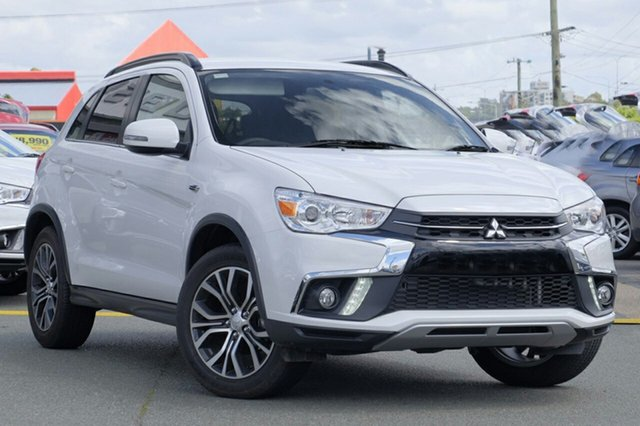 Demonstrator, Demo, Near New Mitsubishi ASX LS 2WD, Bowen Hills, 2017 Mitsubishi ASX LS 2WD Wagon